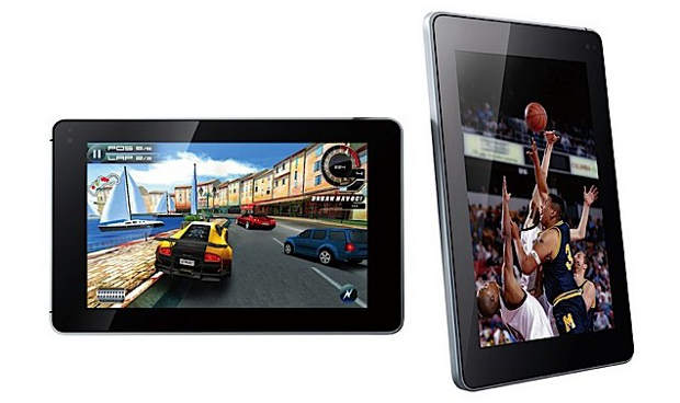 CES 2012: Huawei MediaPad with Android 4.0