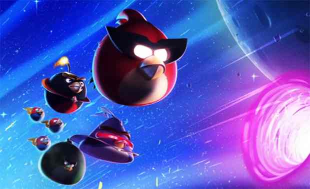 Angry Birds Space for Windows Phone in due course