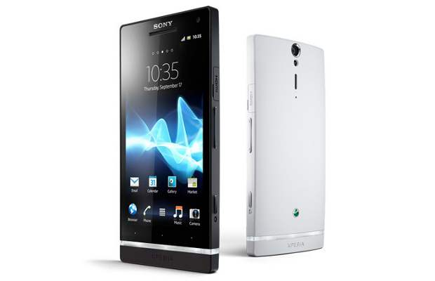 Sony Xperia S to be launched today