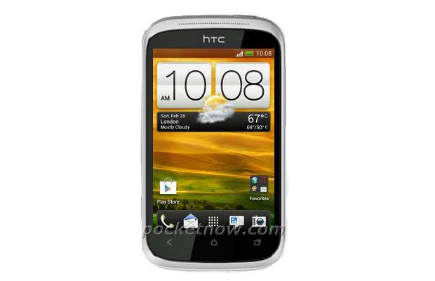 Golf - HTC's new low cost smartphone breaks cover