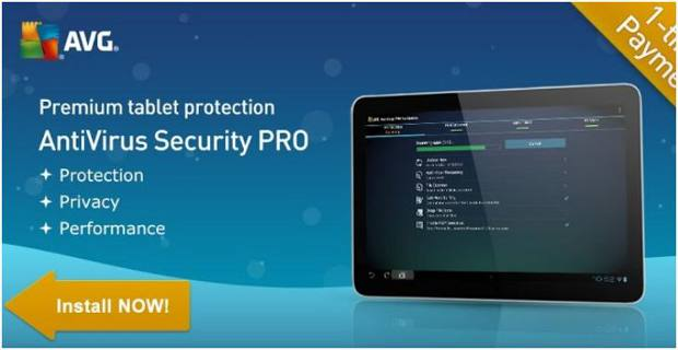 AVG launches new anti-virus for Android