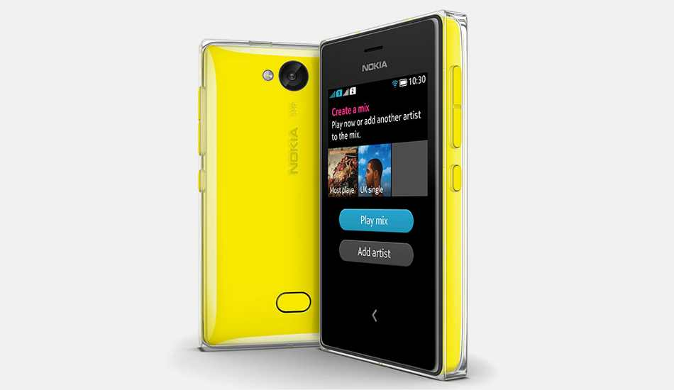 Software update for Nokia Asha devices now available
