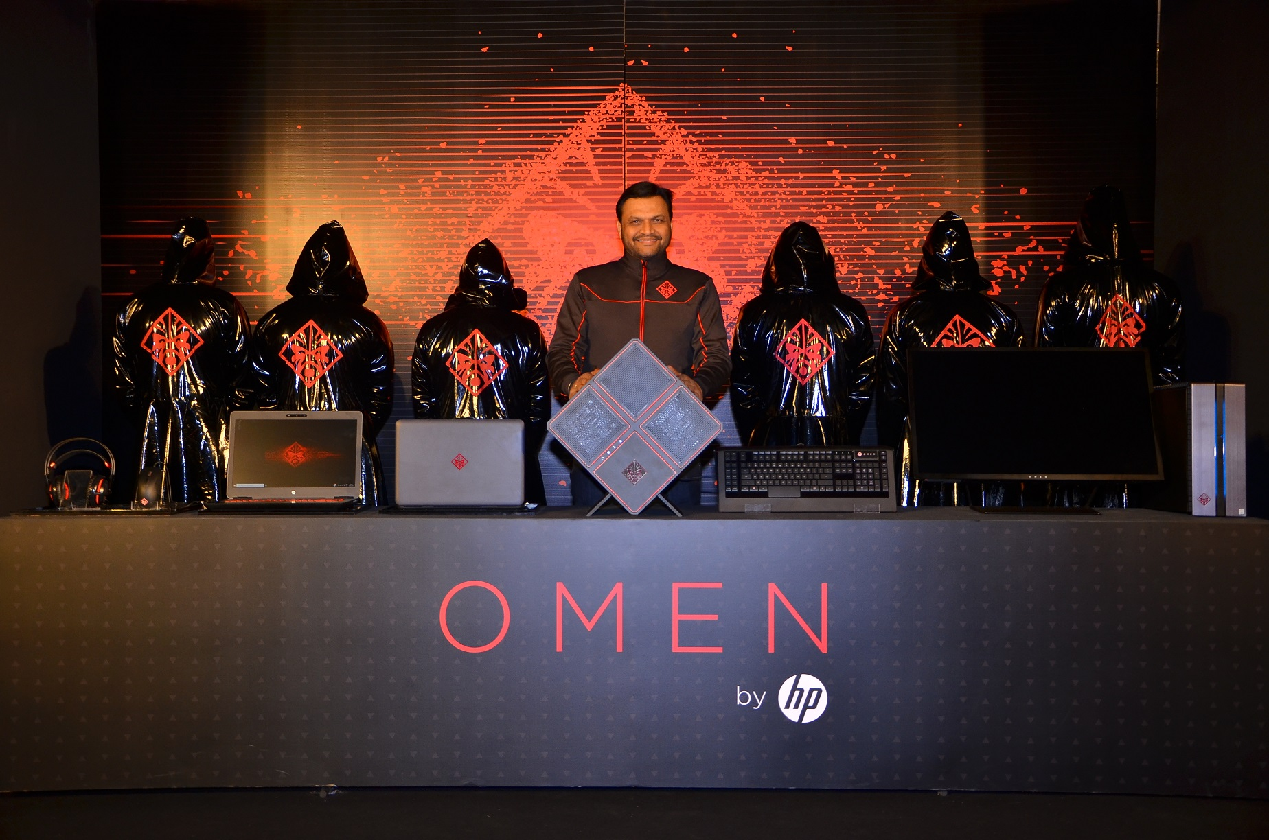 HP Omen Gaming Laptops, Desktops and Accessories launched in India
