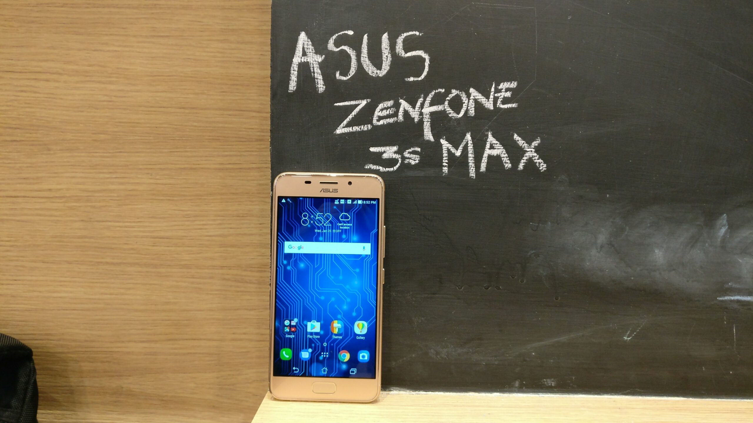 Asus Zenfone 3s Max: First Impressions