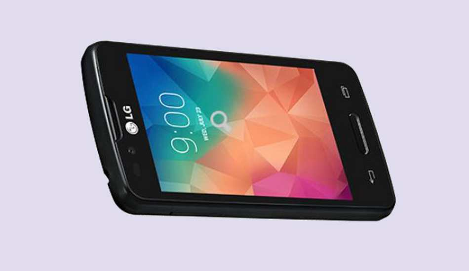 LG L45 Android KitKat smartphone launched at Rs 6,500