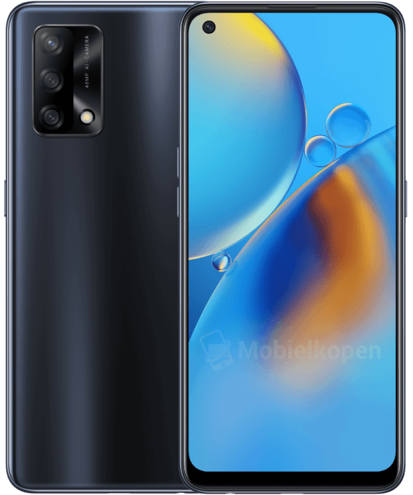 Oppo A74 renders leaked, will come in 4G and 5G versions