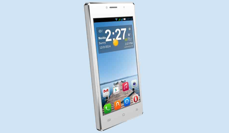 Spice Smart Flo Poise Mi-451 launched for Rs 5,499