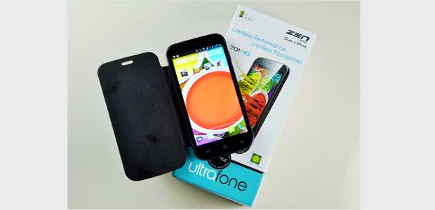 Zen Ultrafone 701 HD review: Budget smartphone with muscles