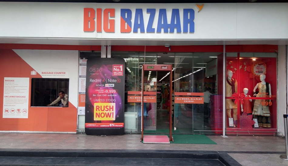 You can now buy Xiaomi Redmi 4 and Redmi Note 4 from Big Bazaar