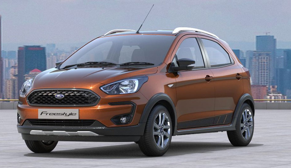 Ford to launch four revamped models in India soon: Report