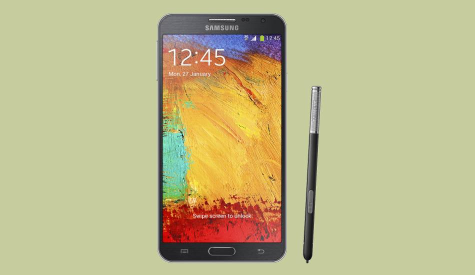 Samsung Galaxy Note 3 Neo announced officially