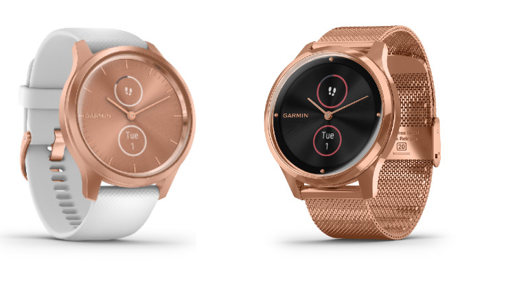 Garmin introduces Vivomove series of hybrid smartwatches in India