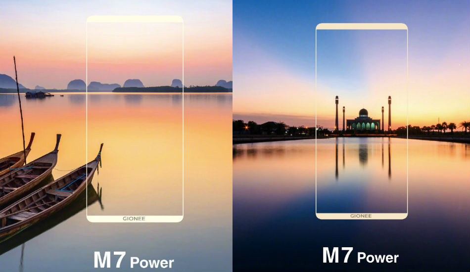 Gionee M7 with FullView display to launch on September 28