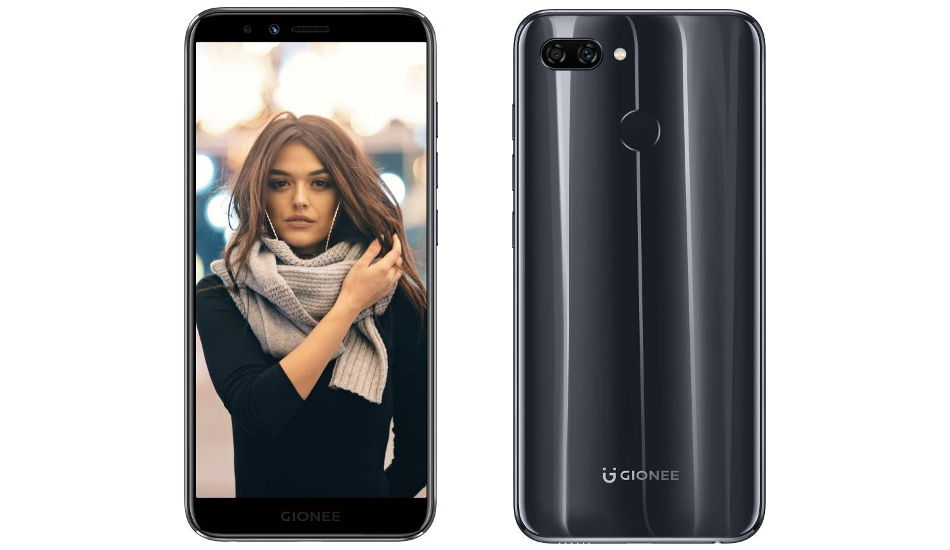 Gionee S11 Lite, F205, A1 Lite smartphones launched in India, price starts Rs 5,699