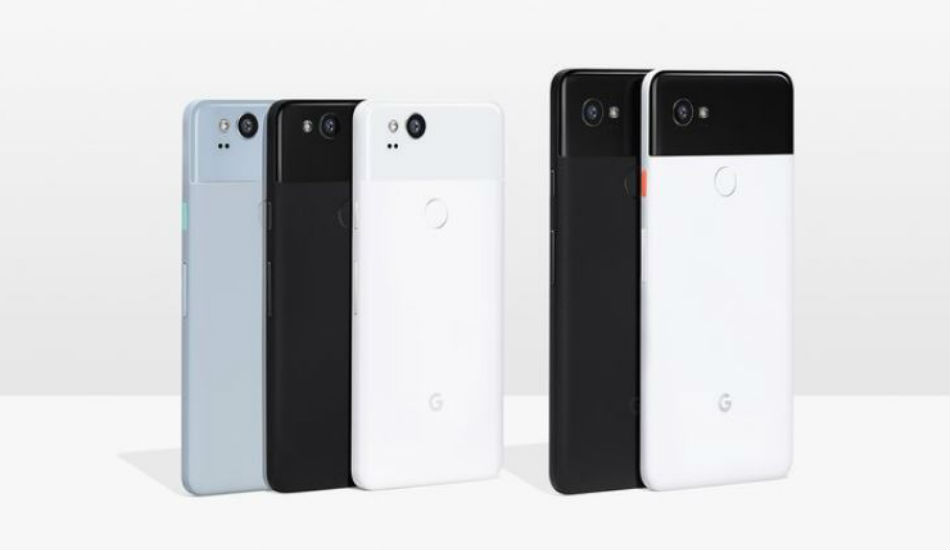 Google Pixel 2, Pixel 2 XL with dual pixel camera, Android Oreo announced