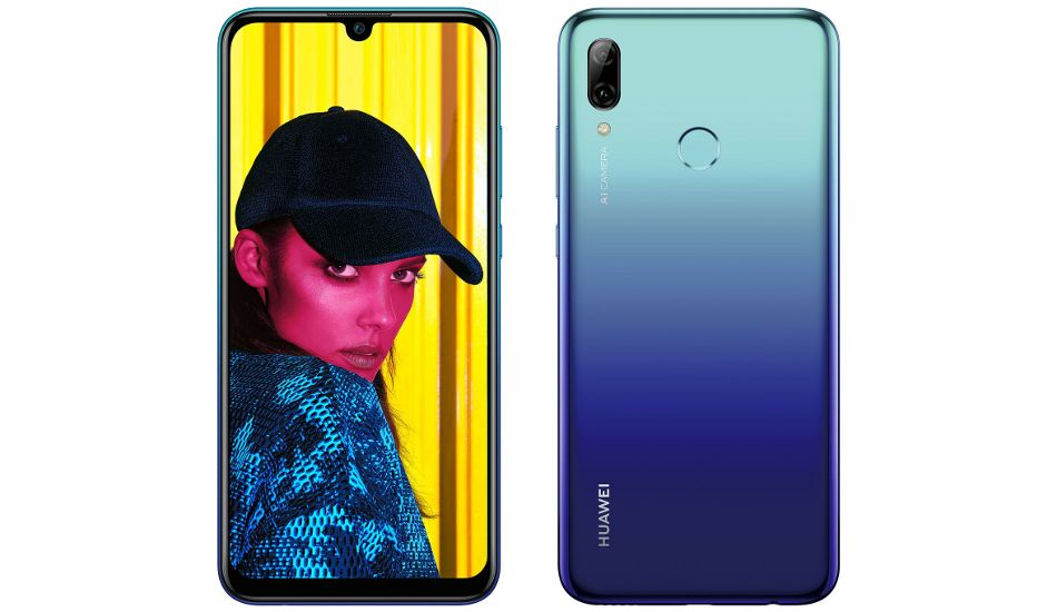 Huawei P Smart (2019) goes official with 6.21-inch notch display, Kirin 710 SoC