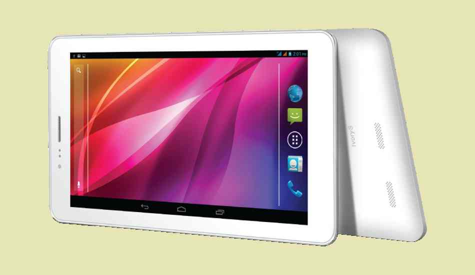 Lava IvoryS voice calling tab with quad core processor announced for Rs 8,499