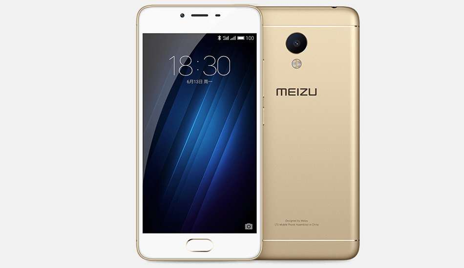 Meizu M3S is now available for purchase through Snapdeal
