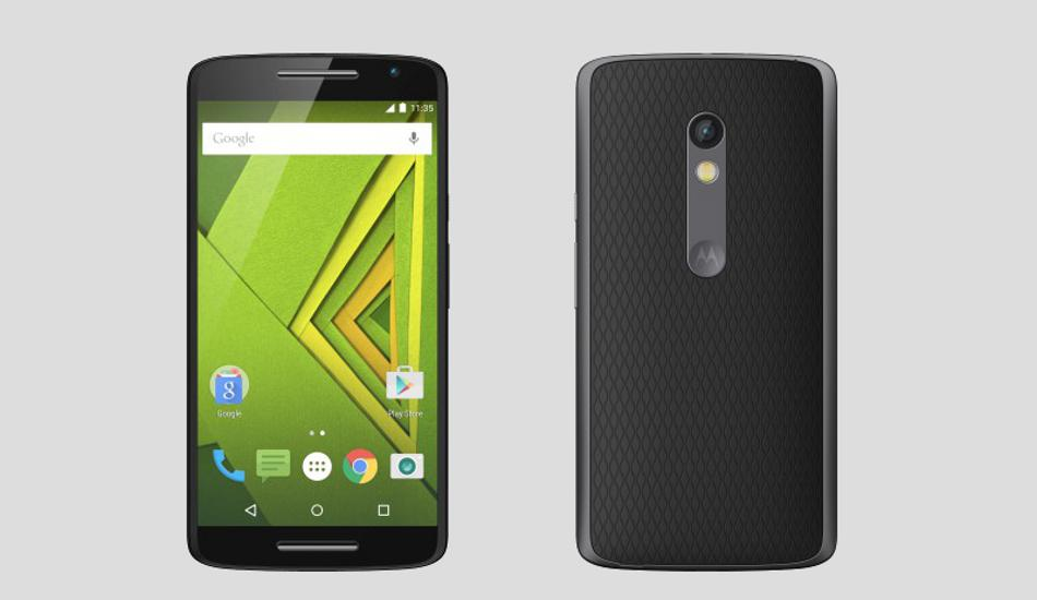 Moto X Play starts receiving Android 7.1.1 Nougat update