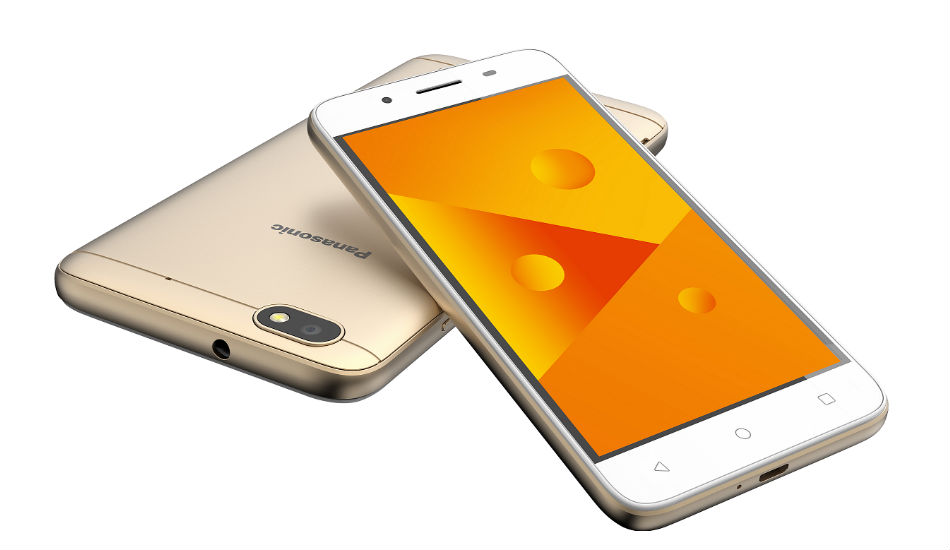 Panasonic P99 with Android Nougat, 5MP selfie camera launched in India for Rs 7,490