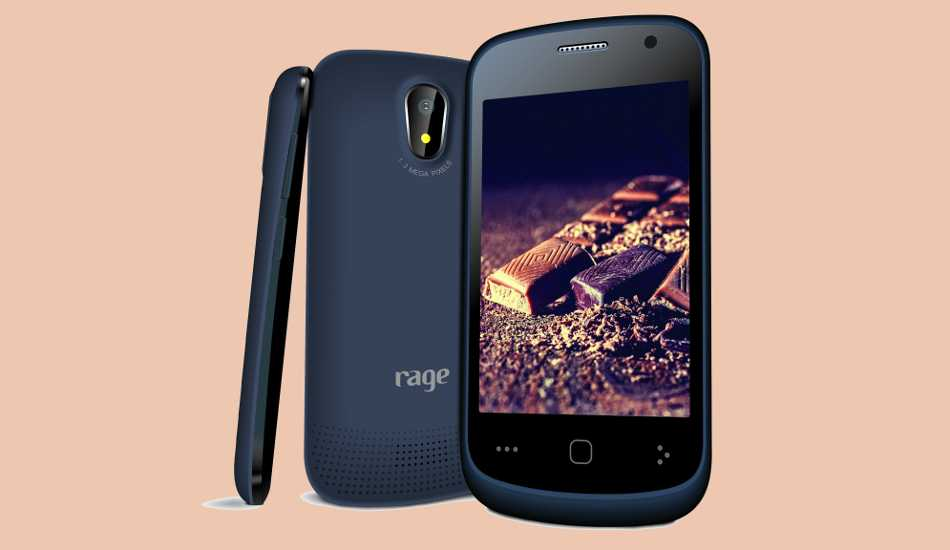 Rage Swift with Android KitKat launched at Rs 2,999