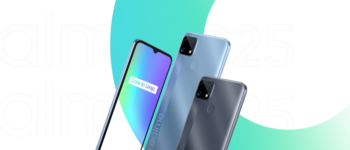 Realme C25 first sale today in India at 12 PM on Flipkart and company's website