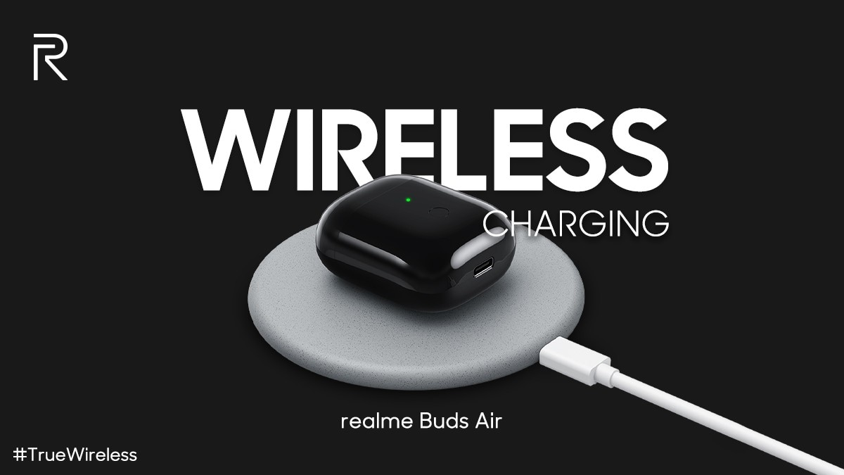 Realme Buds Airbuds confirmed to support Wireless Charging, specs leaked