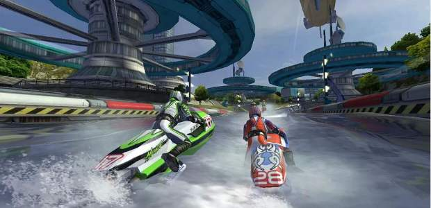 Riptide GP2 now available on Android, comes with 4-way multiplayer option