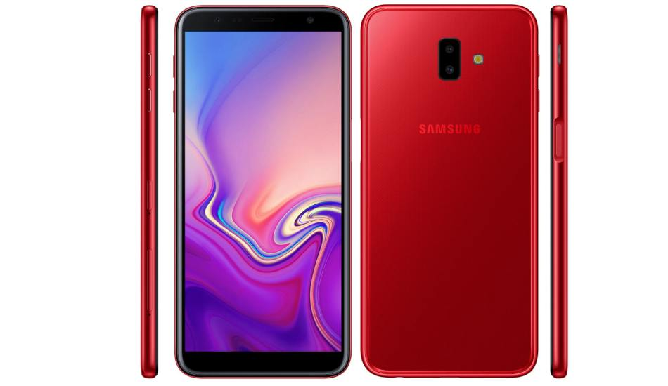 Samsung Galaxy J6+ and Galaxy J4+ announced with 6-inch Infinity display