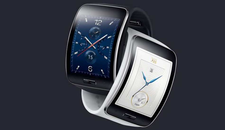 Costly times: Samsung Gear S with Tizen OS launched in India at Rs 28,300