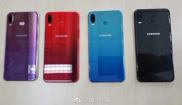 Samsung Galaxy A9S and A6S pricing details leaked