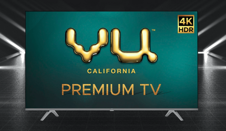 Vu to launch its new Smart TV series in India on June 10