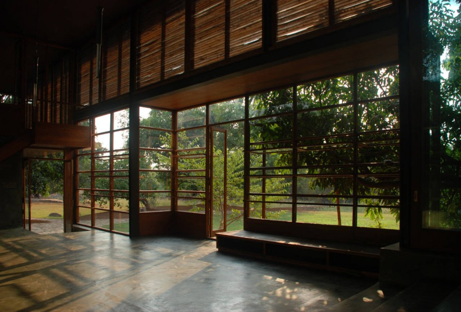 House Of The Day Belavali House By Studio Mumbai
