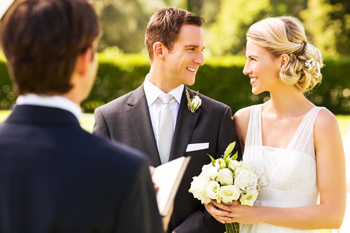 Perform Marriage Ceremony