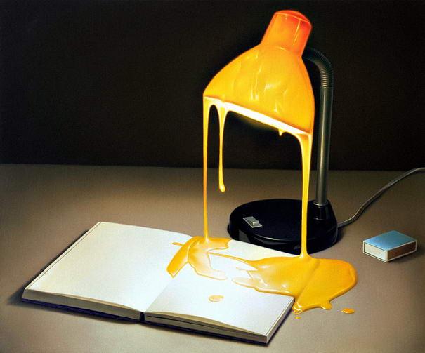 10 Most Inspiring Paintings By Eckart Hahn