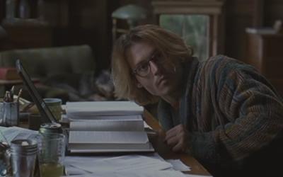 Johnny Depp As Mort Rainey In Secret Window 2004