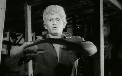 Michael Landon in God's Little Acre (1958)