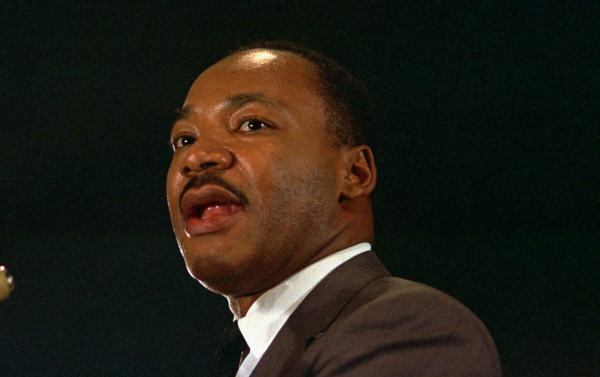 martin luther king # 33