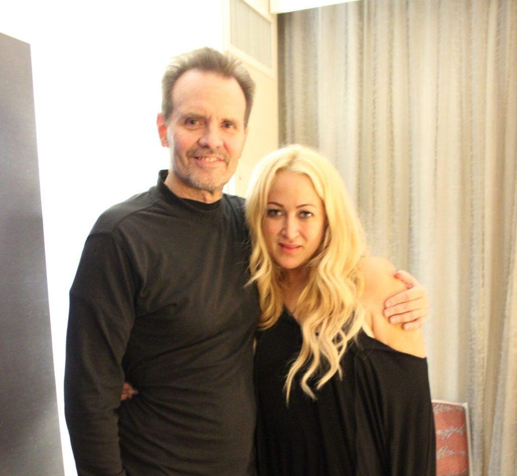 Actors Michael Biehn and Jennifer Blanc-Biehn's Production ...