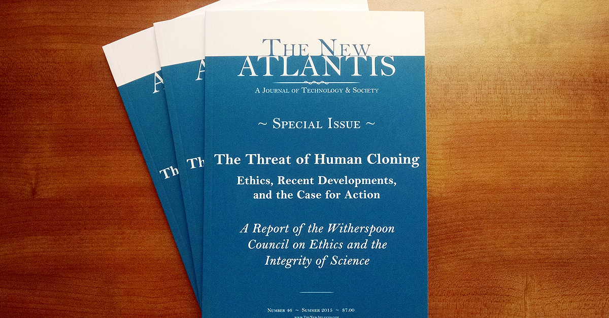 Laws Against Human Cloning