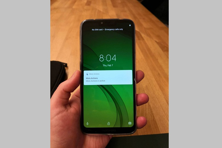 Motorola Moto G7 Series Becomes Official Entire Line Up