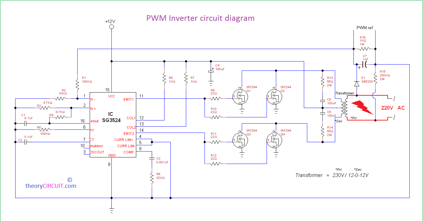 Simple Laser Wiring Diagram Pri