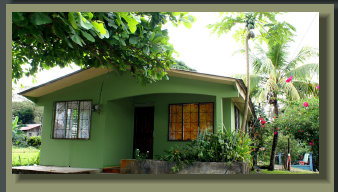 Houses for Sale and Rent of the Osa Peninsula Properties  Real     Simple 2 and 1 2 bedroom House in Downtown Puerto Jimenez