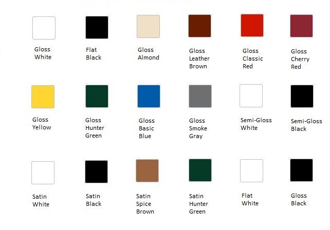 List Metallic Chart Color Krylon