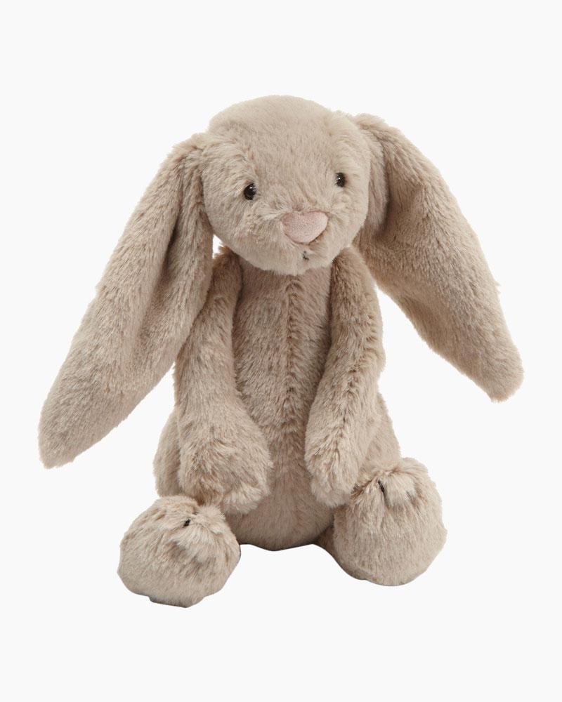 Jellycat Bashful Beige Bunny Plush Medium The Paper Store