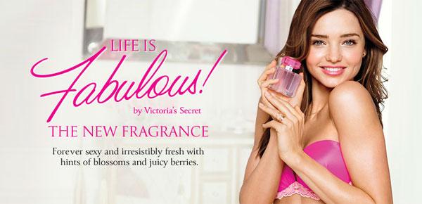 Victoria Secret Top Fragrances