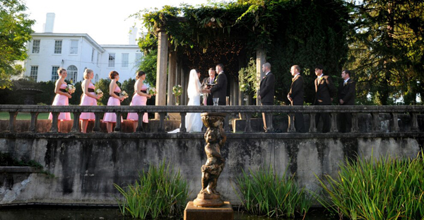 Upcoming Event The Historic Bleak House Open House The Pink Bride