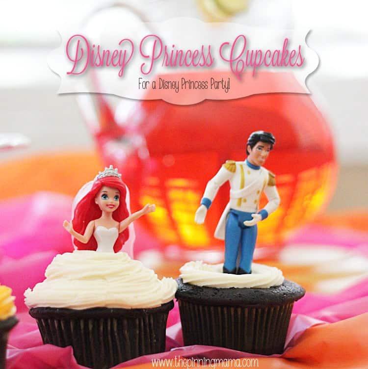 Disney Princess Party By www.thepinningmama.com #shop