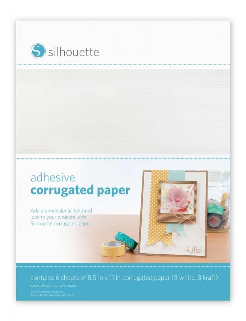 Silhouette corrugated paper sale and promo code