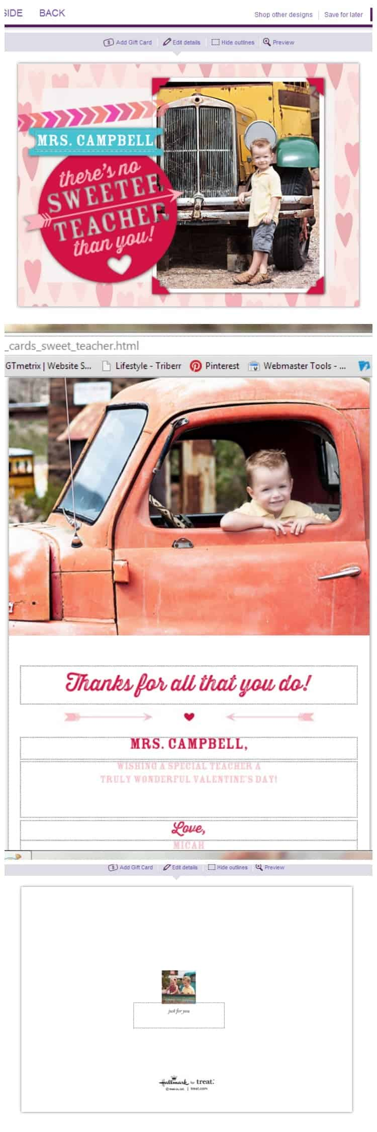 Treat Online Greeting Cards